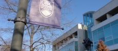 Территория University of British Columbia